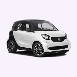In palio 1 Smart fortwo coupe