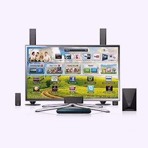 In palio Smart TV Samcung + Home Cinema