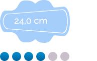 Misure e assorbenza per flussi normali