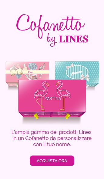 Acquista subito il tuo Lines Prime Kit