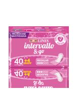 Pacchetto Proteggislip Intervallo & go