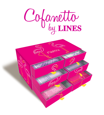 Cofanetto by Lines
