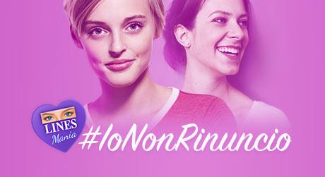 Concorso LINES #iononrinuncio