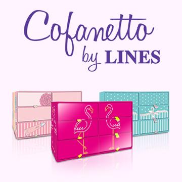 Cofanetto LINES Prime Volte