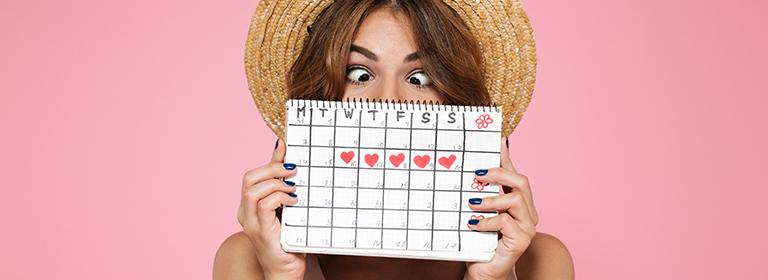 Calendario Delle Mestruazioni.Calendario Mestruale