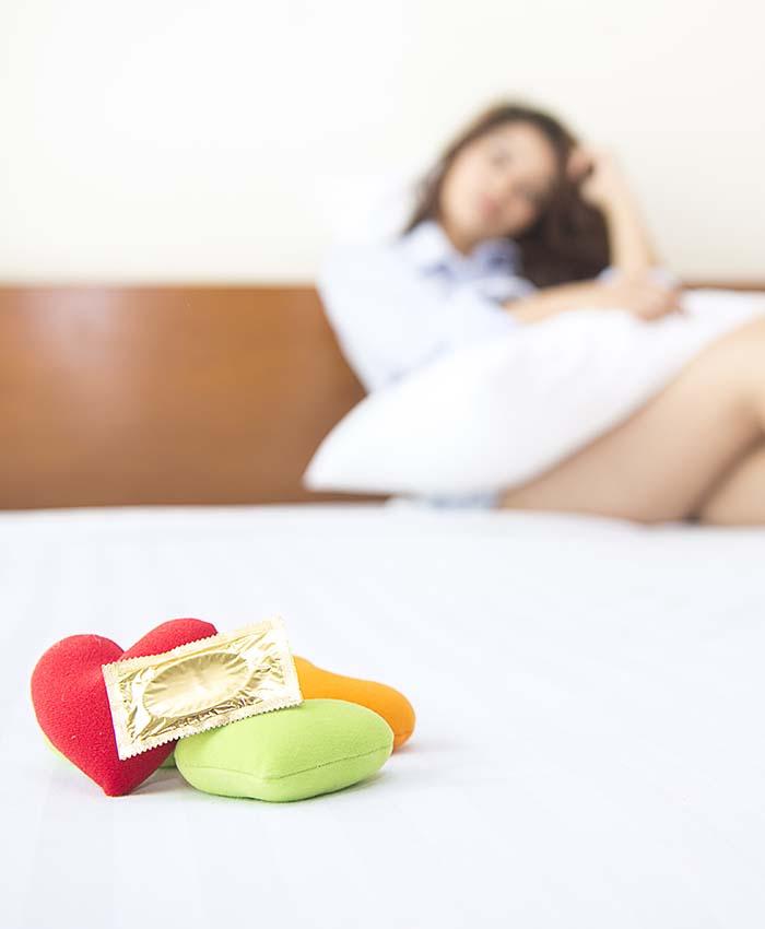 Metodi contraccettivi contro malattie sessualmente trasmissibili