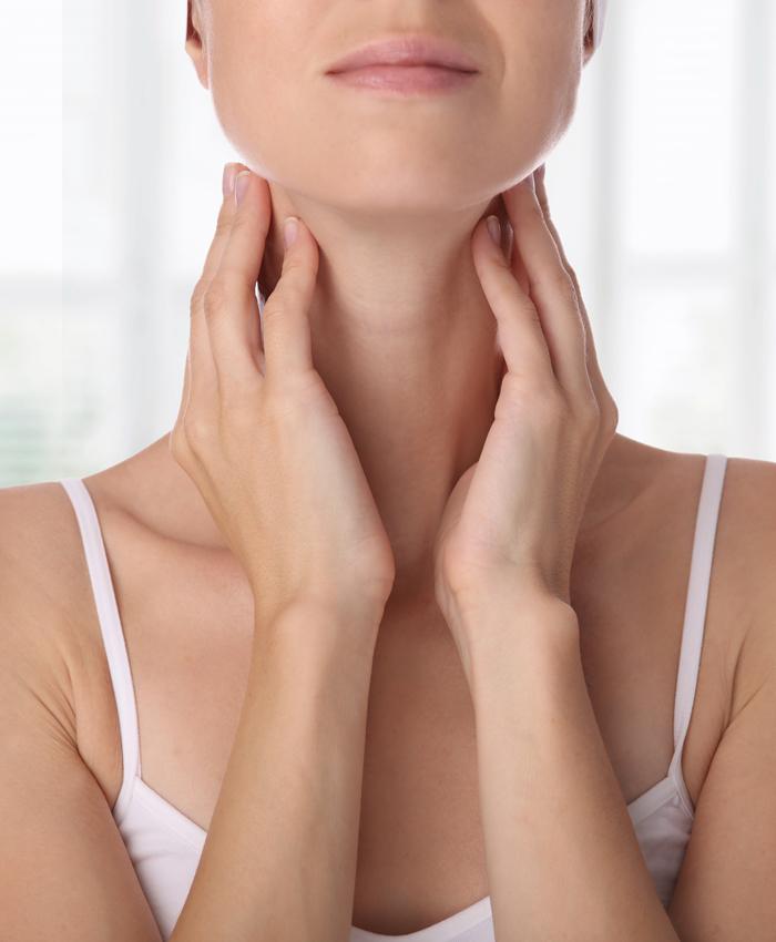 Incinta senza la tiroide
