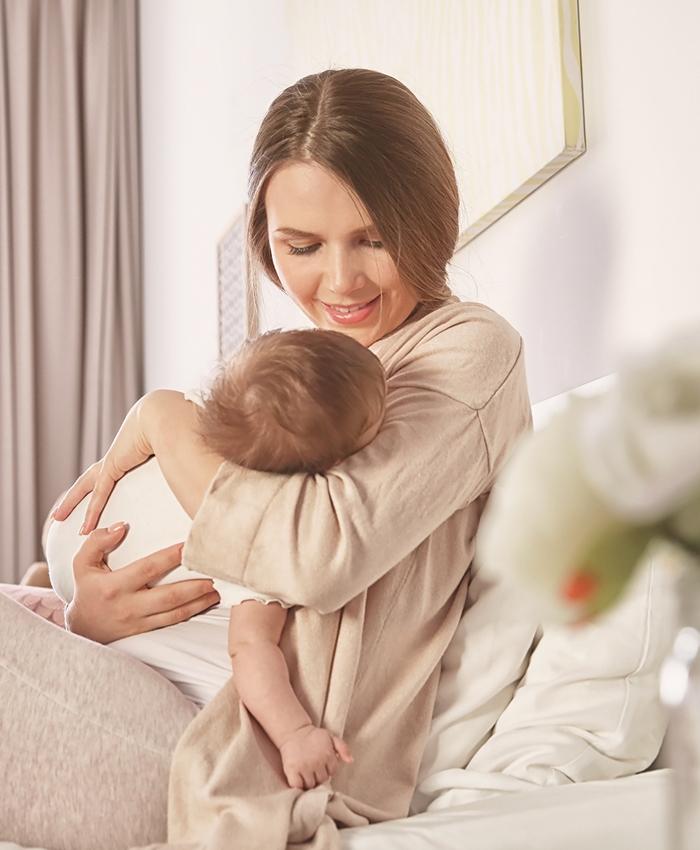 Accorgersi d'essere incinta in allattamento