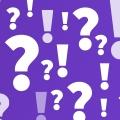 Punti interrogativi