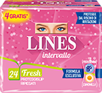 Proteggislip LINES Intervallo Fresh