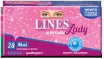 Proteggislip LINES Intervallo Lady Maxi