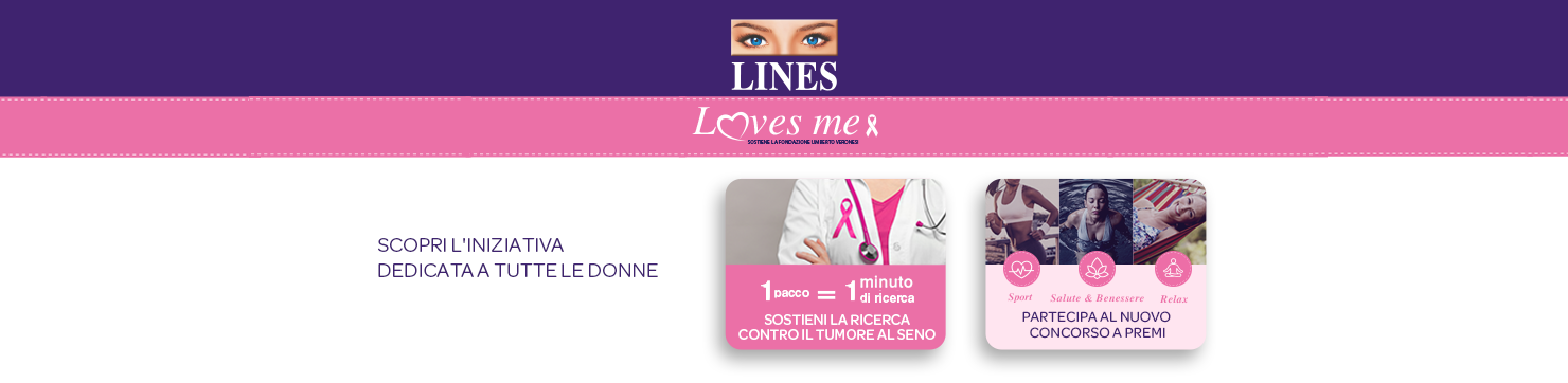 Concorso LINES Loves Me