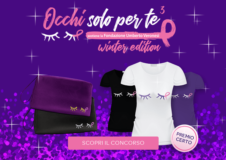 LINES Occhi solo per te winter edition
